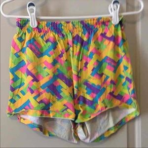 SOFFE M Colorful Shorts
